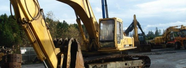 Currently Dismantling – John Deere 892D for Parts