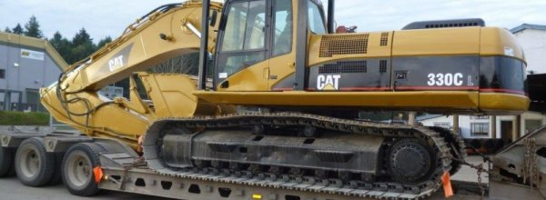 Cat 330 CL Excavator for Parts