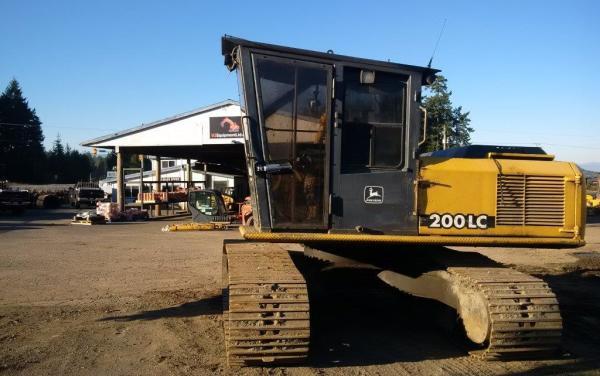 John Deere 200 LC Excavator Parts