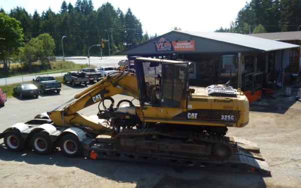 Cat 325C Forestry Machine Parts