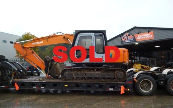 Hitachi EX120-5 Excavator – $39,900