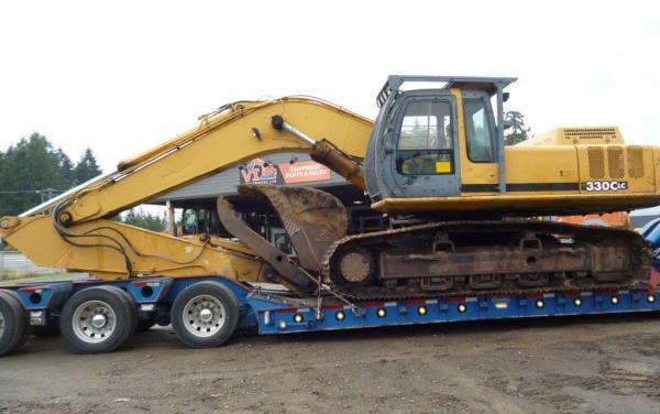 John Deere 330C LC Excavator Parts
