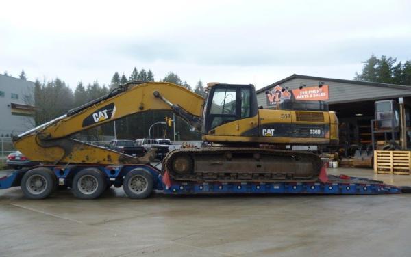 Cat 336D Excavator Parts