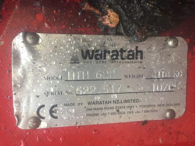 Waratah head – $32,000