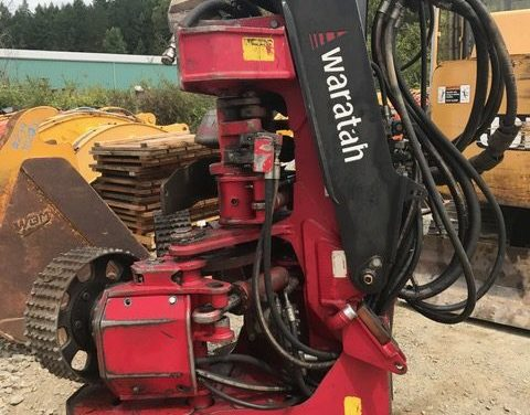 Waratah HTH 622B Forestry Head – $37,000