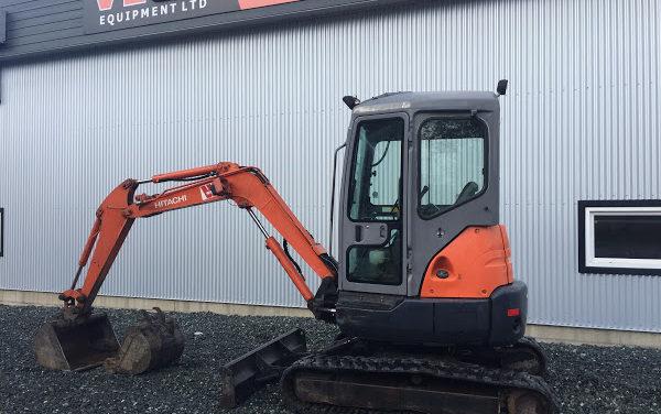 Hitachi ZX35U Excavator – $34,000
